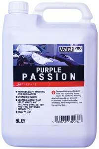 ValetPRO Purple Passion 5L - cleaner do lakieru
