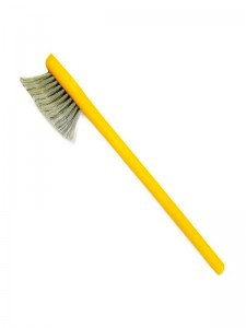 Car Care Accessories- Yellow Long Brush