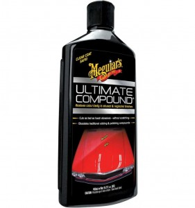 MEGUIAR'S ULTIMATE COMPOUND POLERUJE NABŁYSZCZA 450ML