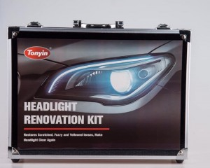 Tonyin Headlight Renovation Kit zestaw do renowacji lamp