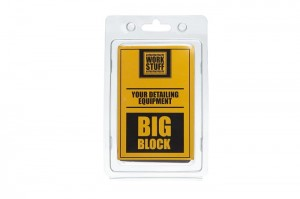 Work Stuff Big Block – pad z polimerem do glinkowania lakieru