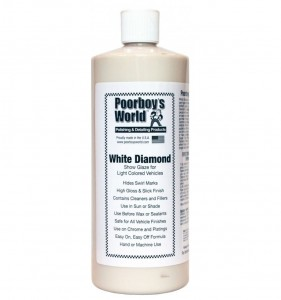 Poorboy's White Diamond Show Glaze 946 ML