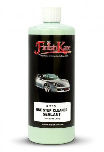 Finish Kare One Step Cleaner Sealant 917 ml ULTRA ALL IN ONE czyści, konserwuje i zabezpiecza