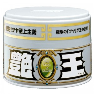 Soft99 King of Gloss White & Pearl 300g