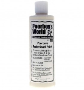 Poorboy's World Professional Polish 473ml- cleaner