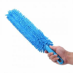Car Care Accessories Flexible Microfibre Wheel Brush