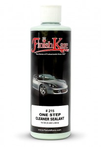 Finish Kare One Step Cleaner Sealant 444 ml ULTRA ALL IN ONE czyści, konserwuje i zabezpiecza