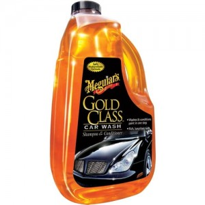 Meguiar's Gold Class Car Wash Shampoo & Conditioner - Szampon 1,89 L