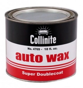 Collinite 476S Super DoubleCoat Auto Wax 532g