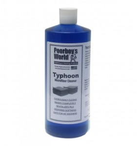 POORBOY'S WORLD TYPHOON MICROFIBER CLEANER 946ML