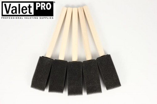ValetPRO Foam Detailing 5 Brushes